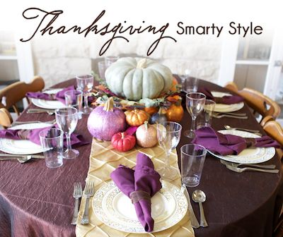 Thanksgiving Smarty Style. Thanksgiving DinnerwareHosting ThanksgivingThanksgiving TableDisposable ... & 7 best images about Events / Party Planning on Pinterest | Red ...