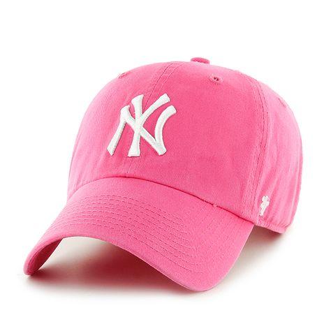79558494aca7c New York Yankees Clean Up Magenta 47 Brand YOUTH Hat