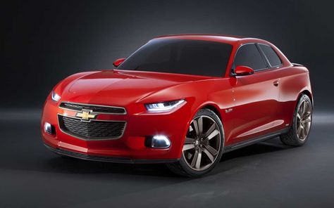 Chevy Chevelle 2016 >> 2016 Chevy Chevelle Concept Rolling Art Chevy Camaro