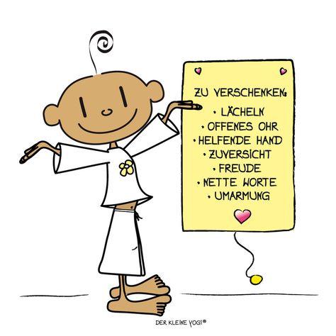 Zauberhaft, humorvoll & weise - der kleine Yogi ist Kult! Mehr vom kleinen Herzensbotschafter und seinen Freunden findest du auf www.derkleineyogi.com oder besuche uns auf Facebook, wo sich bereits mehr als 150.000 Fans für den kleinen Yogi begeistern!