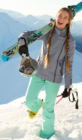 Shop by Sport: Ski & Snowboard Outfit Ideas | Athleta