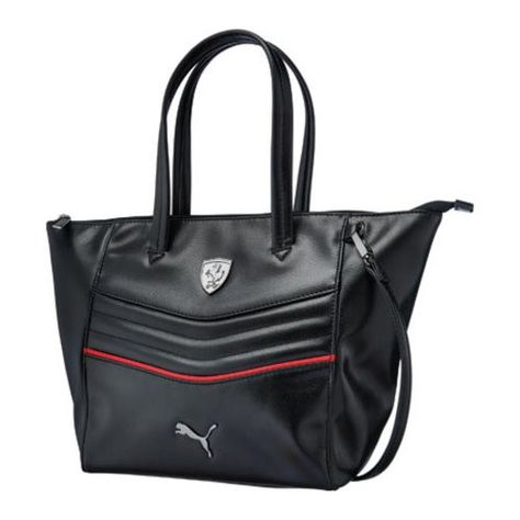 8161080cab Puma Women's Ferrari LS Handbag 073937, Black | Products | Pinterest