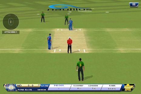 real cricket 18 mod apk 1 4 version for android with