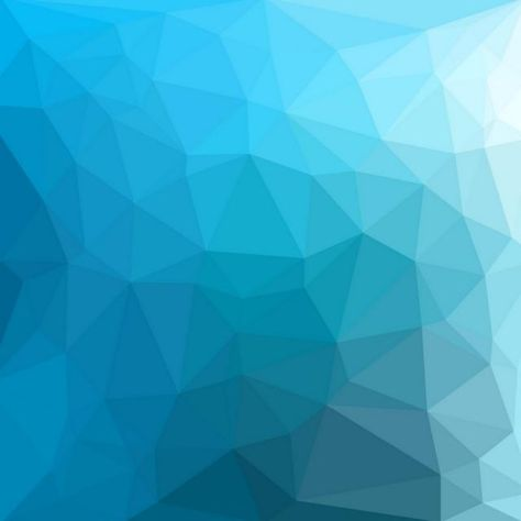 Light Blue Cool Vector Low Poly Crystal Background Low Light
