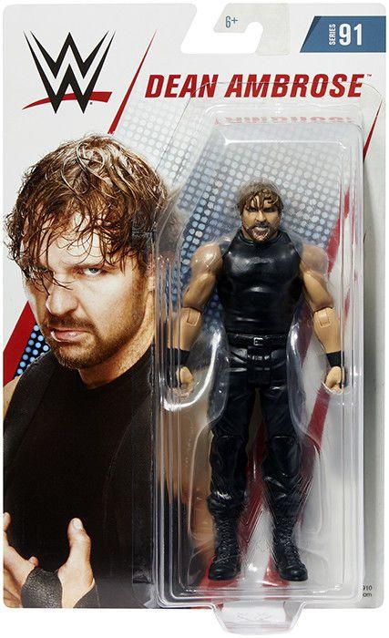 WWE Mattel Dean Ambrose Summerslam Elite Series Figure