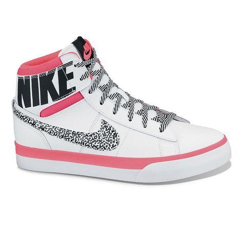 b74897ace626 Nike Match Supreme High-Top Shoes - Girls