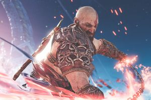 4k Kratos God Of War 4 Wallpaper God Of War Images