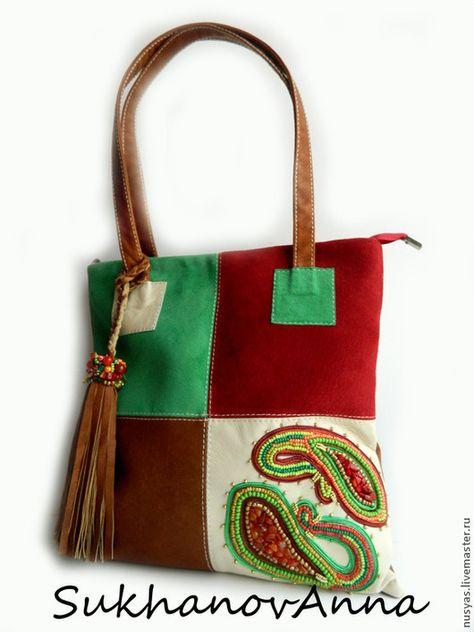 8044b40a5d86 Женские сумки ручной работы. Ярмарка Мастеров - ручная работа. Купить Сумка  из серии