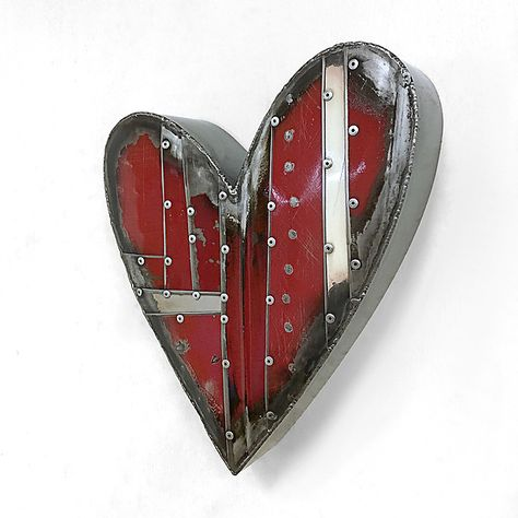 small red heart by anthony hansen metal wall sculpture in 2019 rh pinterest ie