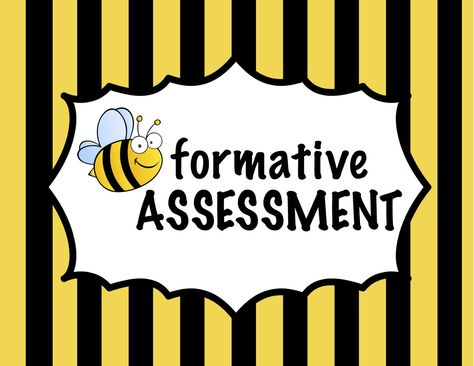 Formative assessment strategies to support student learning.