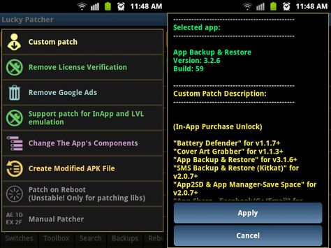 Pin by Android Demo on Lucky Patcher Android apps, Color