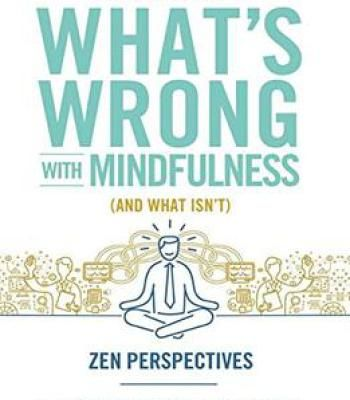 What S Wrong With Mindfulness And What Isn T Pdf Mindfulness Zen Teachers How To Be A Happy Person