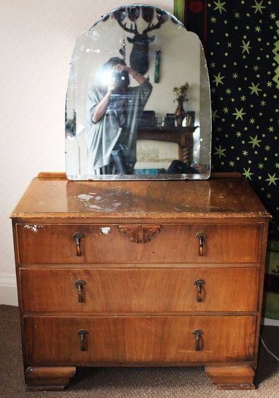 Diy Hand Painted Furniture Painted Furniture Hand Painted Furniture Diy Dresser Makeover