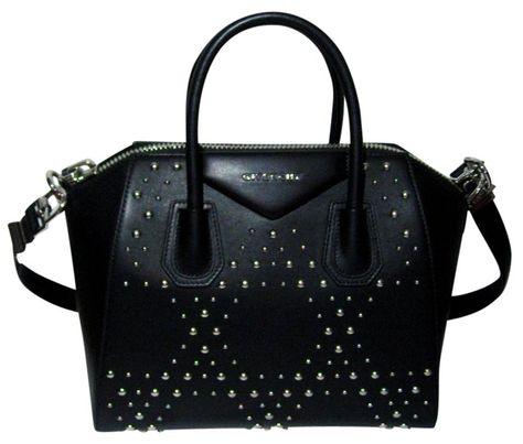 de8bc52314 Save 31% on the Givenchy Antigona Small Studded Black Satchel! This satchel  is a top 10 member favorite on Tradesy. See how much you can save