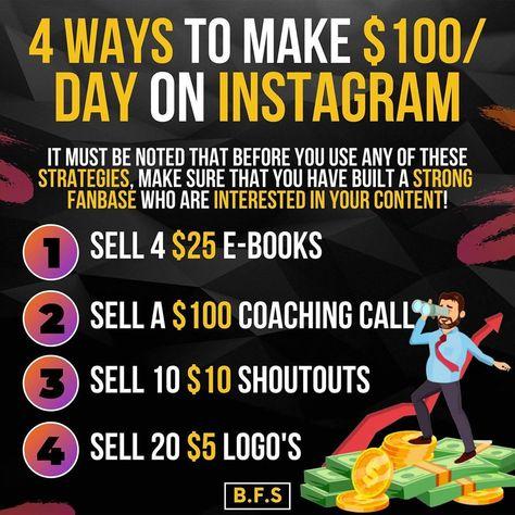Instagram monetization, Social media marketing, Digital marketing, Instagram marketing