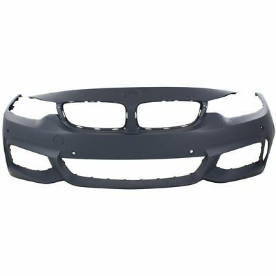 Details about Front Bumper Cover For 2014-2016 BMW 435i w/ M