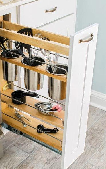 7 Ideas Para Aprovechar El Espacio En La Cocina Love Cooking Neff Espacio Muebles Ideas Para Organizar