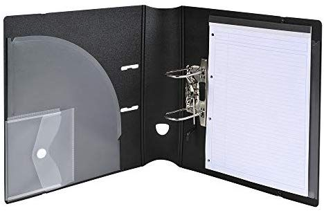 Exacompta Lever Arch File Polypropylene Spine 8 Cm 53462e Campus Metal 32 X 31 Cm Random Color Amazon Co Uk Office Produ With Images Lever Arch Files Polypropylene Metal