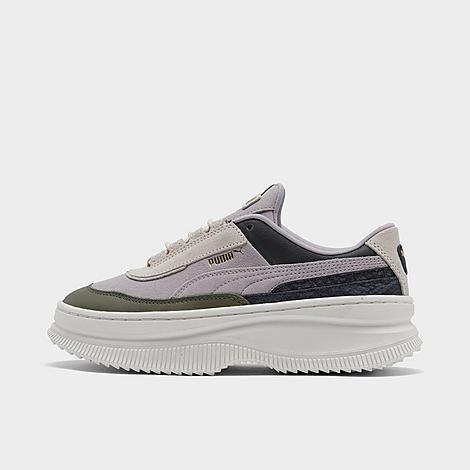 Deva Reptile Trainers Casual Shoes