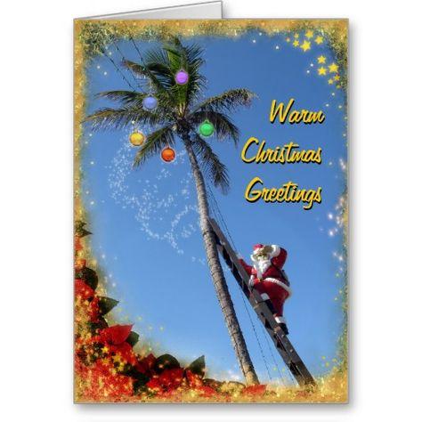 Warm Christmas Greetings