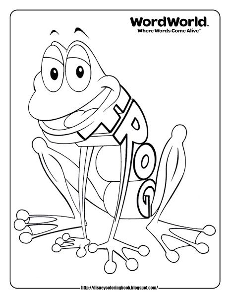 Chuggington Brewster Coloring Page Kindergarten Coloring Pages