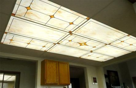 49 Ideas Drop Ceiling Lighting Panels Fluorescent Light Covers Decorative Fluorescent Light Covers Fluorescent Light Covers Diy