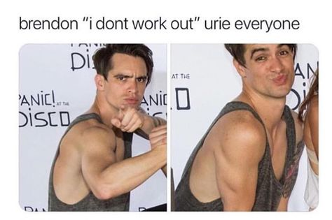 You get some pretty strong arms when you're in a relationship (wink wink nudge nudge)