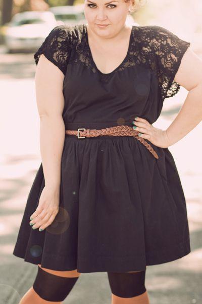 Stefanie Bezaire, cute +size fashion line.