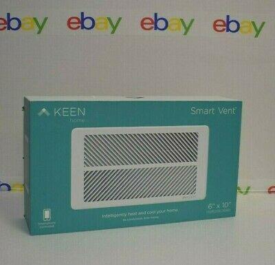 Ad Ebay Link Keen Home Smart Vent 6x10 Smartphone Floor Wall