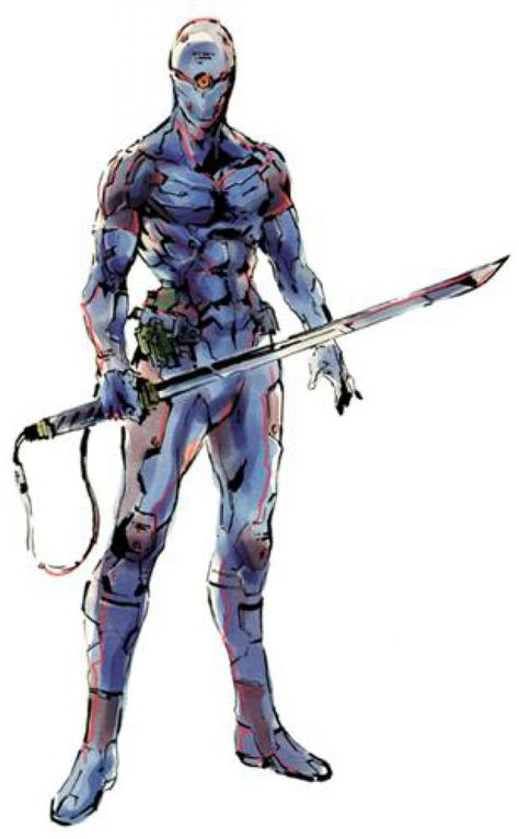Image result for cool futuristic ninja drawing