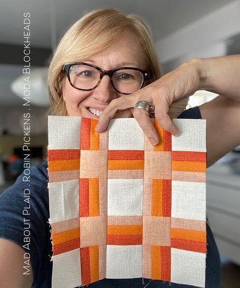 Beginner Quilt Patterns, Baby Quilt Patterns, Modern Quilt Patterns, Patchwork Patterns, Plaid Quilt, Rag Quilt, Quilt Blocks, Quilt Baby, Patchwork Embutido