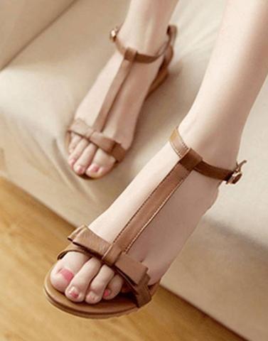 Flat Sandals for Girls–Buy Women's Flat