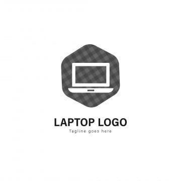 Laptop Laptop Logo Logo Plantilla De Diseno Moderno Con Bastidor Aislado Sobre Fondo Blanco Aplicacion Marca Negocio Png Y Vector Para Descargar Gratis Png Logo Templates Template Design Coin Icon