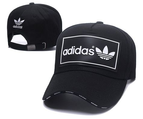 Men s   Women s Adidas Originals Squared Logo Rubber Patch Stitched Curved  Dad Cap - Black   White (Copy Ori) 03379363486f