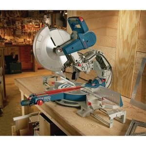 Bosch 15 Amp 12 In Dual Bevel Glide Miter Saw Gcm12sd At The Home Depot Mobile Miter Saw Bosch Miter Saw Woodworking