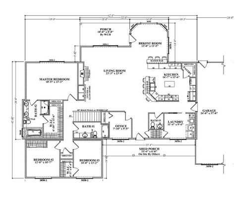 Pinterest House Plan Kitchen With Window Front on house plans with bedrooms, house plans with garage, house plans with decks, house plans with walk-in closets, house plans with dining room, house plans with glass walls, house plans with patio doors, house plans with vaulted ceilings, house plans with luxury kitchens, house plans with fireplaces, house plans with french doors,