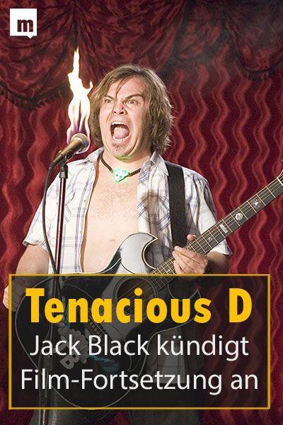 Jack Black kündigt neuen