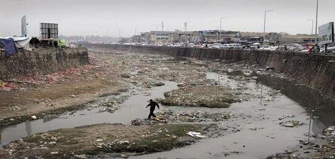 مصادر تلوث المياه Environmental Effects War Crime Political Events