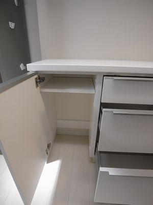 安心してください 隠れます キッチンの生活感を隠す10の技 ゴミ箱