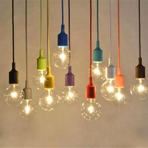 Diy Hanging Light Bulb Lightings And Lamps Ideas Ornaments Christmas Lighting Inspiration Burned Out Science Project
