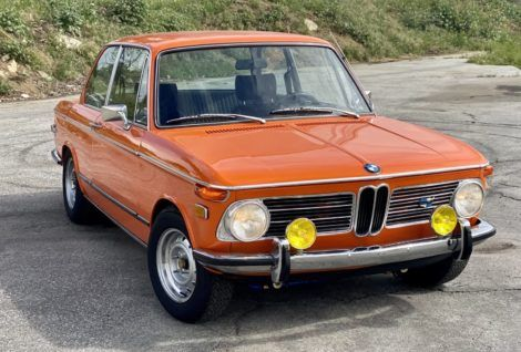 1972 Bmw 2002 In 2020 Chevrolet Corvair Datsun 240z For Sale 2000 Ford Mustang