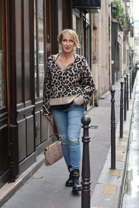 Parisian chic - what is really off