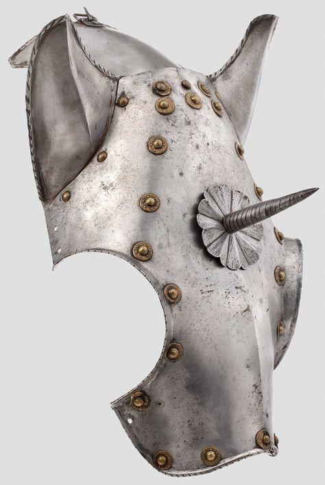 German Chamfron Late 16th Century