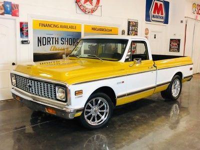 1970 Chevrolet Pickup Truck New Interior Frame On Restored