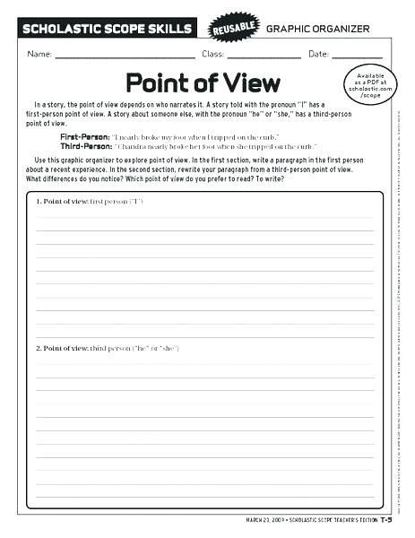 22 Point Of View Worksheets Pdf 3rd Grade Reading Worksheets Author S Purpose Gsrp Reading Worksheets Authors Purpose Author S Purpose Worksheet