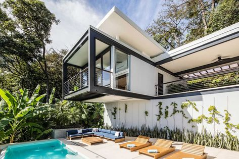 hillside ocean view home in costa rica by benjamin garcia saxe rh pinterest ie