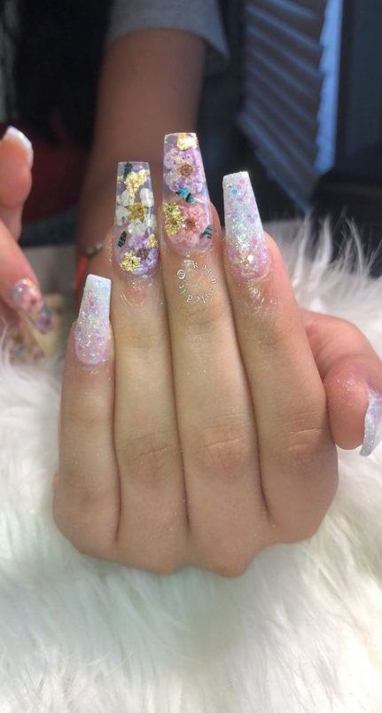 Nails Design Long Clear 67 Ideas For 2019 Cute Acrylic Nails Perfect Nails Fire Nails