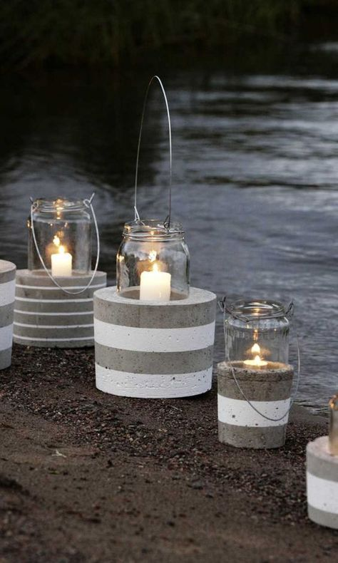garten basteln #garten 30 Works Of Beautiful And Elegant Concrete #Beton #Deko #Diy #Giessen #Garten #Basteln #Weihnachten