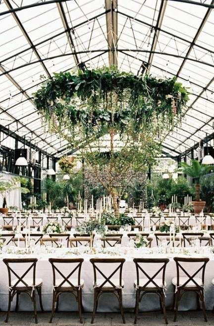 House Party Wedding Couple 51 Ideas Greenery Wedding Greenhouse Wedding Outdoor Wedding