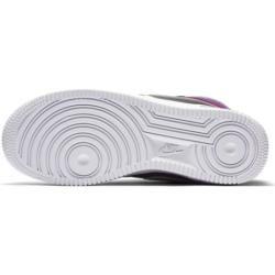 Nike Air Force 1 Highness Schuh für ältere Kinder Grau